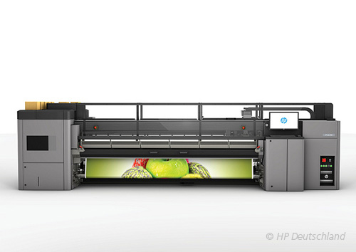 Fotografie des HP Latex 3000 Druckers®