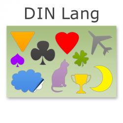 Stickerbogen DIN Lang 7-10-teilig