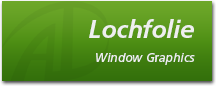 Lochfolie Window Graphics